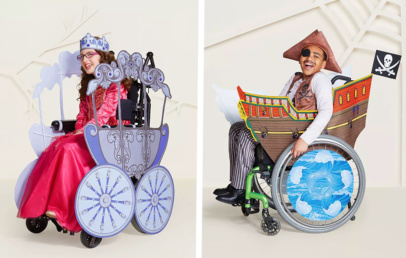 Best Wheelchair Halloween Costumes For Kids With Disabilities