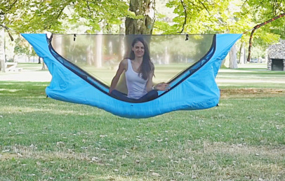 Camping Hammock Tent With Sleeping Pad | Haven Tent