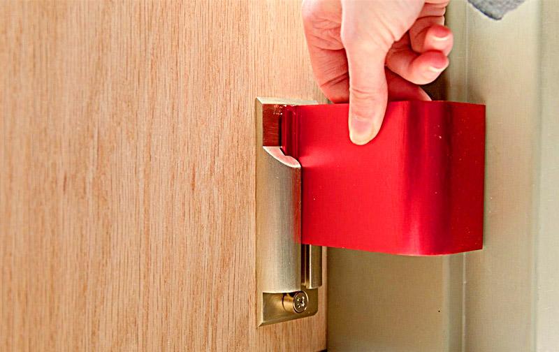 Easy Emergency Door Lock For Classrooms   Nightlock Lockdown 2