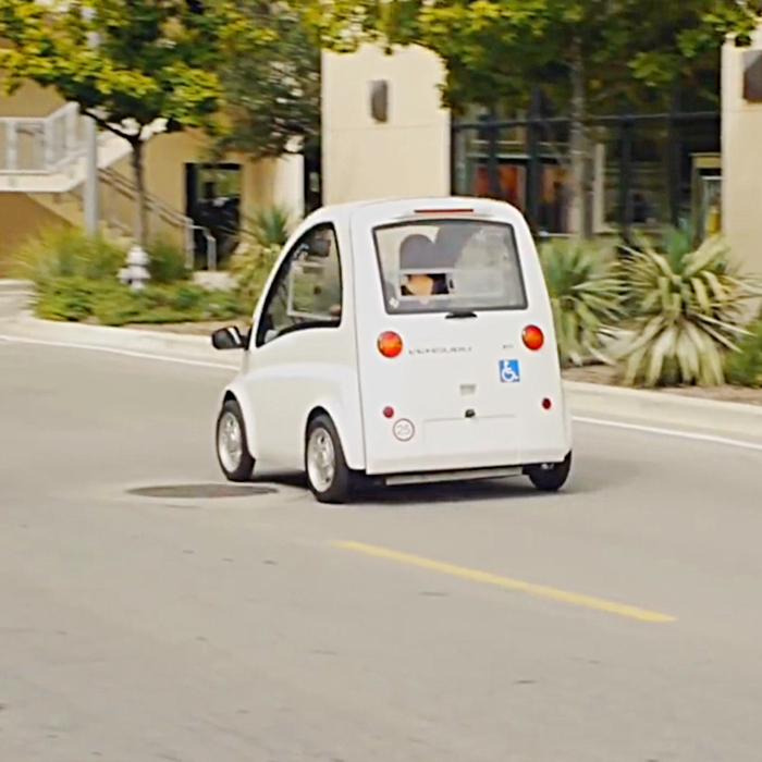 Electric Mobility Car