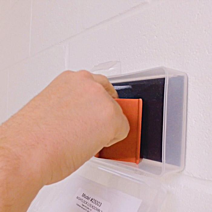 Emergency Door Lock For Classrooms
