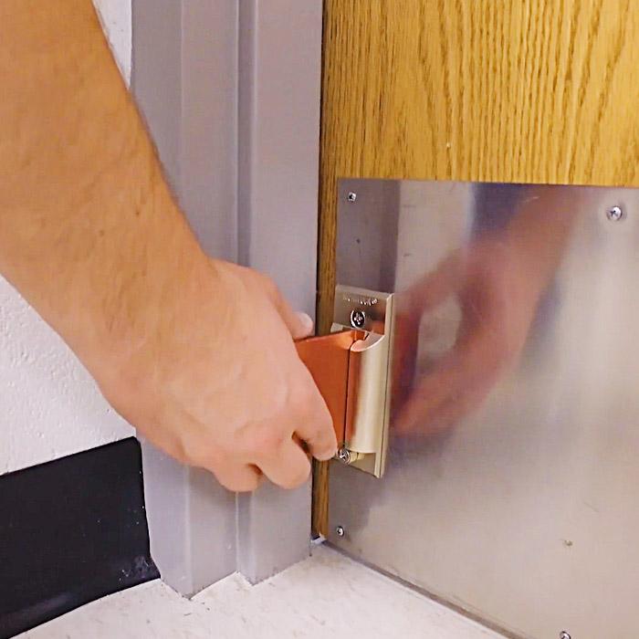 Emergency Door Lock