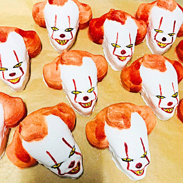 Pennywise Clown Bath Bomb
