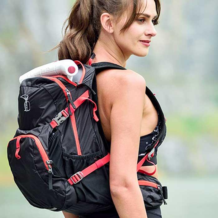 Umbrella Hiking Backpack