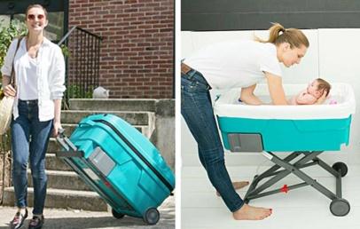 6-in-1 Newborn Nursery Furniture For Travelling | La Multi