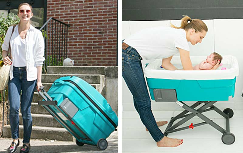 6-in-1 Newborn Nursery Furniture For Travelling | La Multi