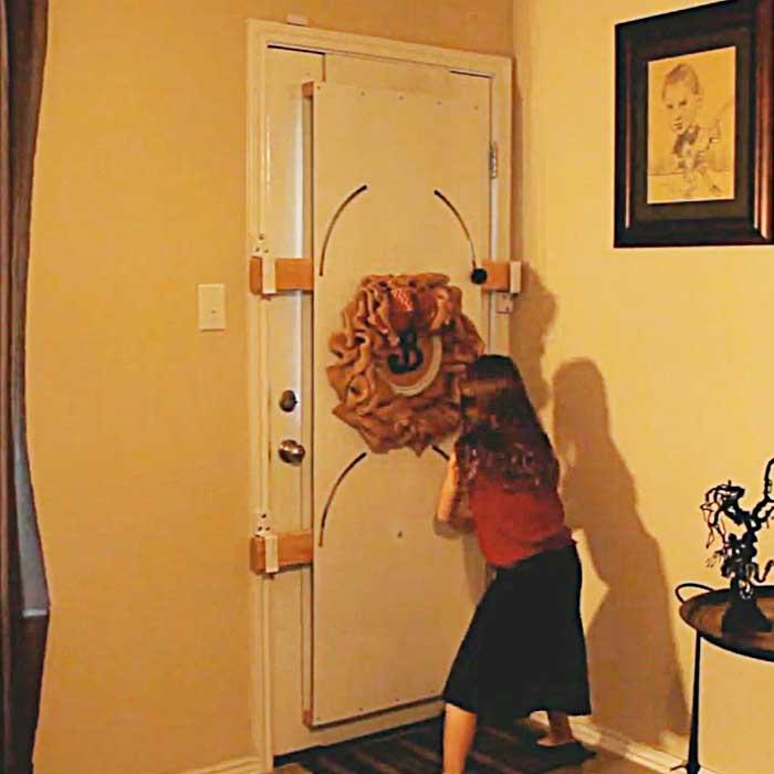 Door Locking Device