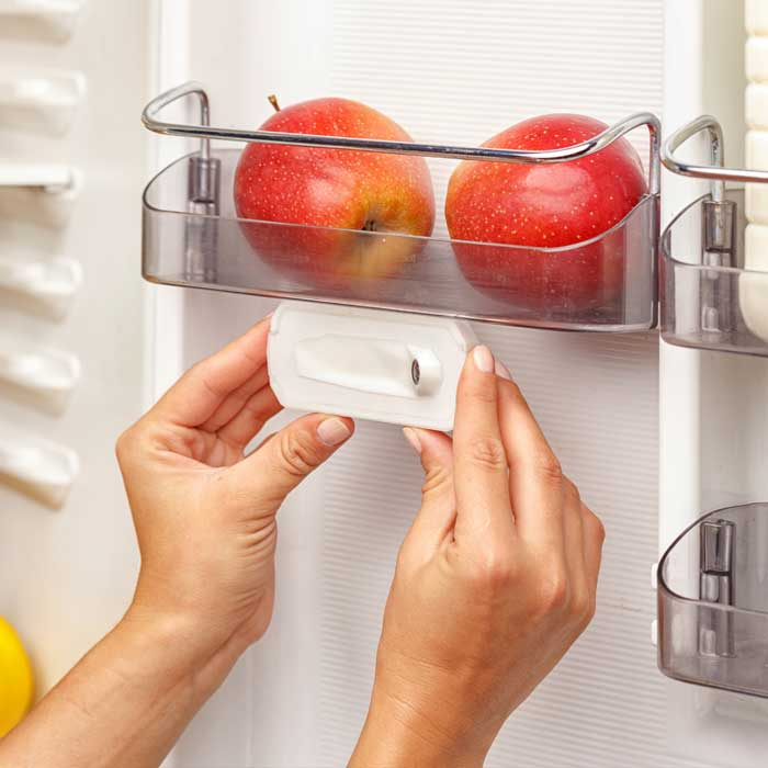 Get Full View Of Your Fridge With Smart Fridge Camera