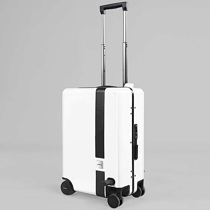 Self Following Suitcase | NAUCRATES