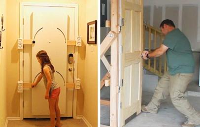 This Door Locking Device Stops Intruders | HavenShield Door Barricade