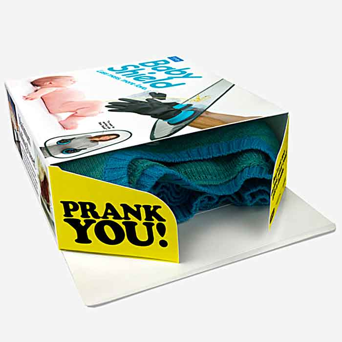 Funny Prank Gift Box For Christmas