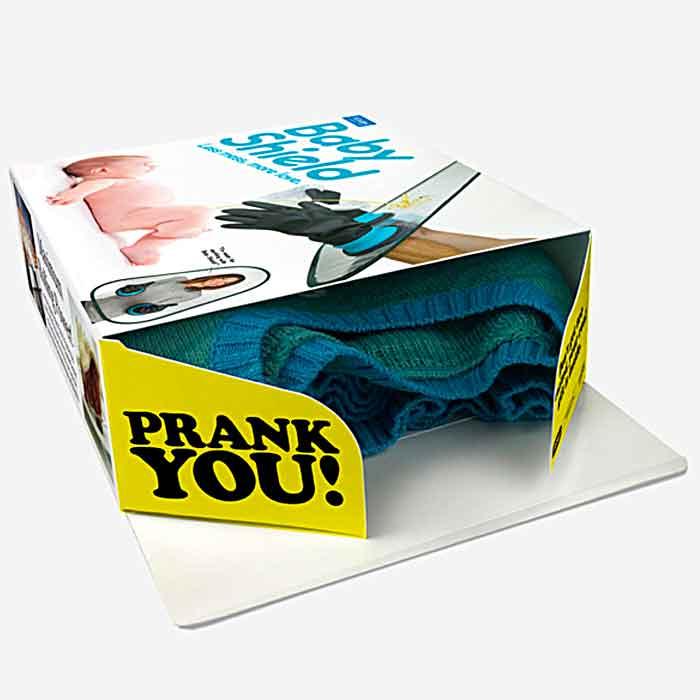 Funny Prank Gift Box For Christmas