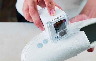 Smallest Portable Color Printer For Your Smartphone | PrinCube