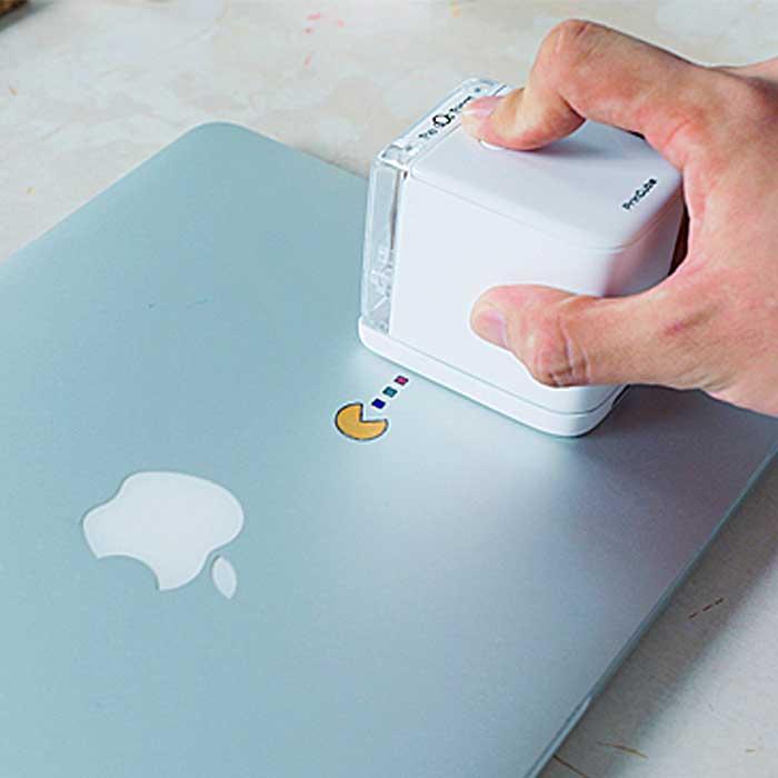 Smallest Portable Color Printer