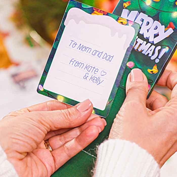 iGreet | Augmented Reality Christmas Cards