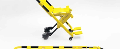 Scoop Stretcher That Turns Into a Wheelchair | Multi Scoop Pro