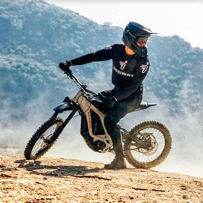 Segway Electric Dirt Bike