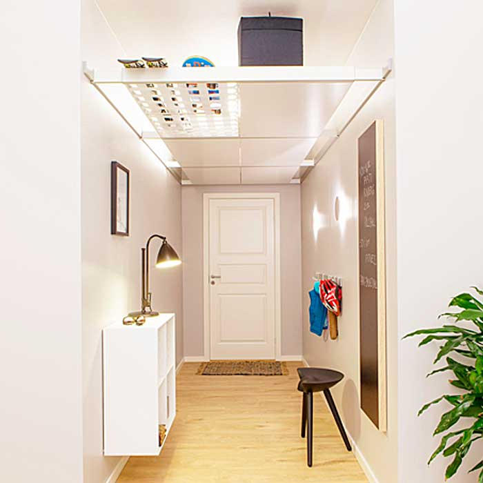 Smart Ceiling Storage System