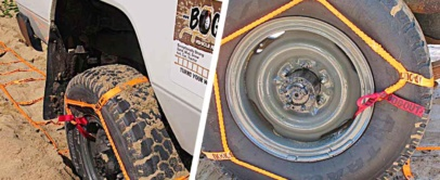 Turn Your Wheels Into Winches In Vehicle Recovery Situation | BOG OUT Vehicle Recovery Kit