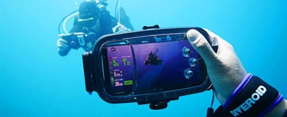 Use Your Smartphone As a Dive Computer With DIVEROID
