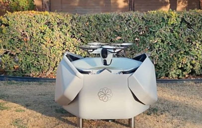 World's First Fully Automatic Home Security Drone | Sunflower Labs Drone
