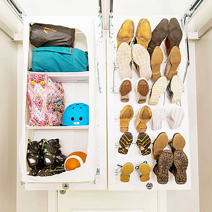 ceiling space saver