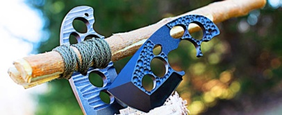 AXXIS | Hand Axe That Combines Survival Knife And Camp Axe