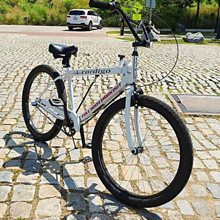 Cardigo Bike Gives You An Upper Body Workout