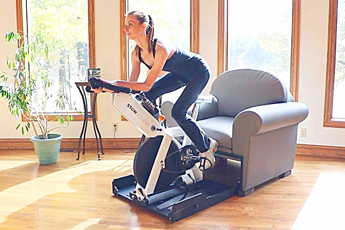 Multipurpose Living Room Furniture That Hides Exercise ...