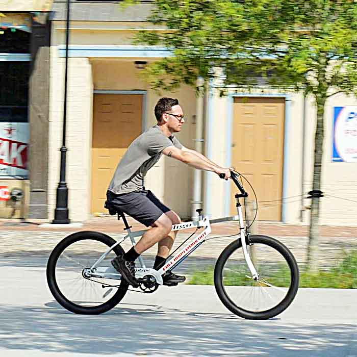 Upper Body Workout Bike
