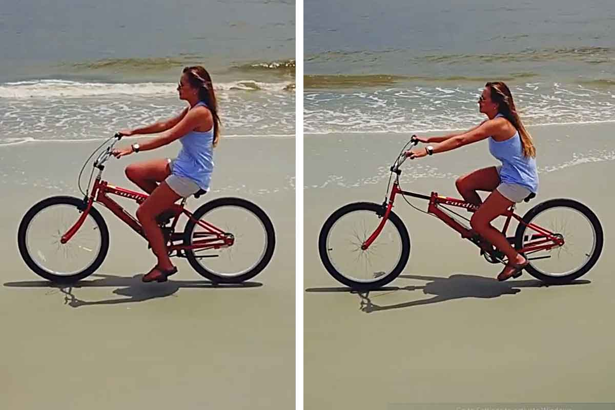 With Cardigo Bike You Can Do Upper Body Workout While Riding