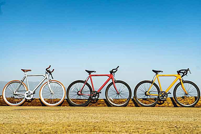 classic electric bike
