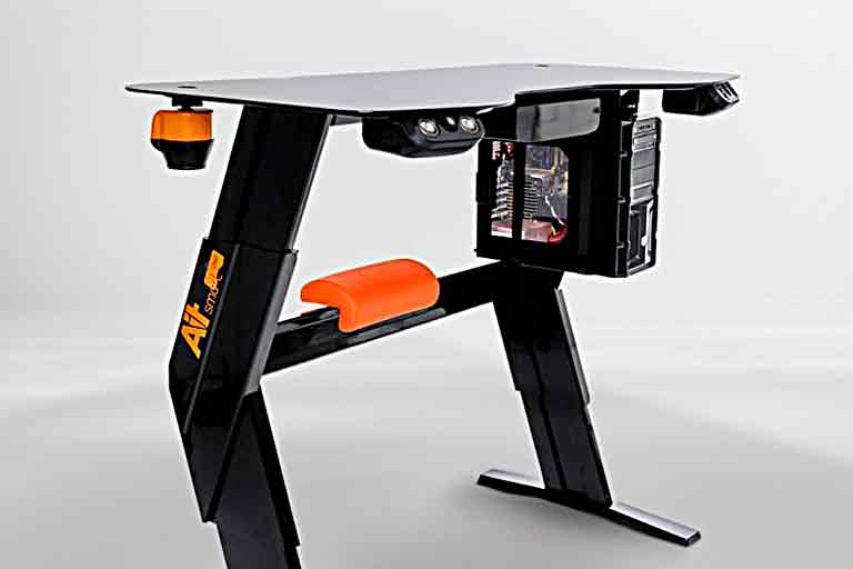 AiT Smartphone-Controlled Standing Desk