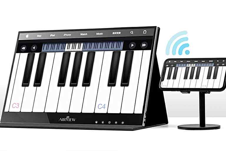 AirView Wireless Touchscreen