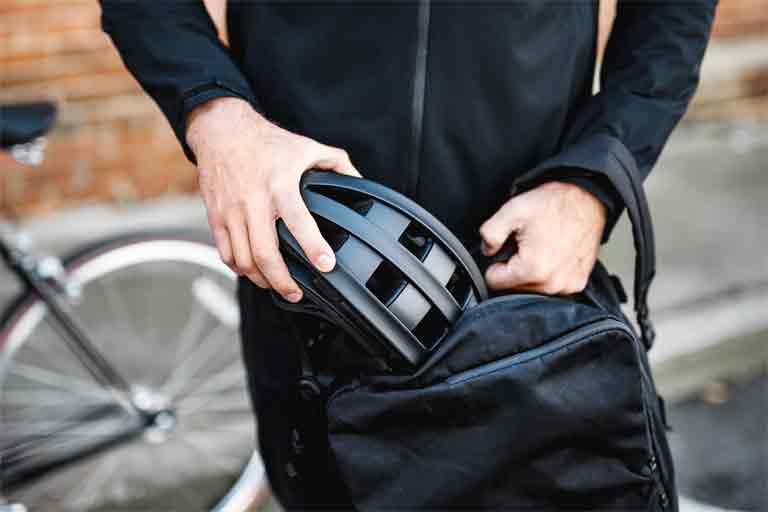 Foldable Commuter Cycling & Skate Helmet