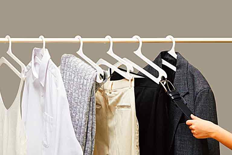 Innovative Clothes Organizer