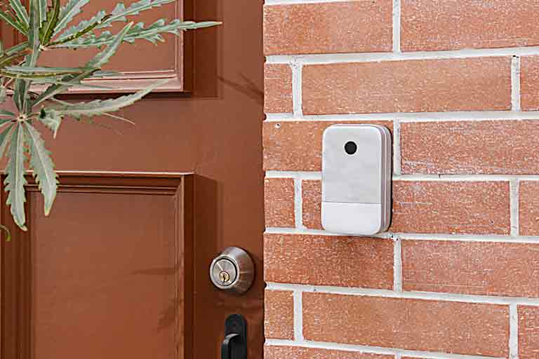 Makes Any Door-entry Smart
