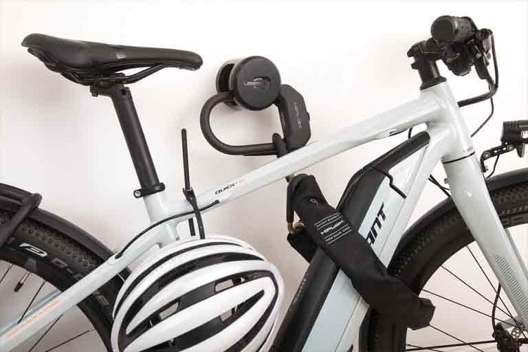 Modern Wall Bicycle Anchor