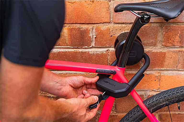 Security Bicycle Anchor