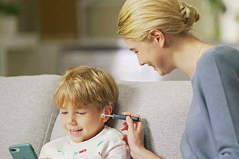 Otoscope Ear Cleaner