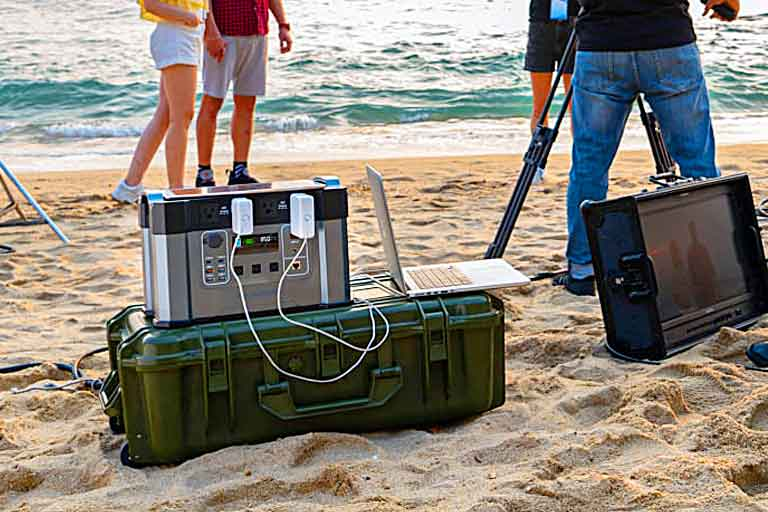 monster X Portable Power Station