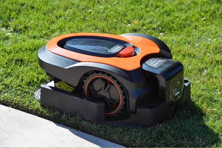 Autonomous Lawn Mower