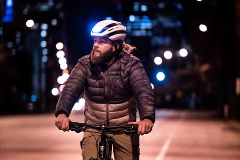 Lumos Ultra LED Bike Helmet