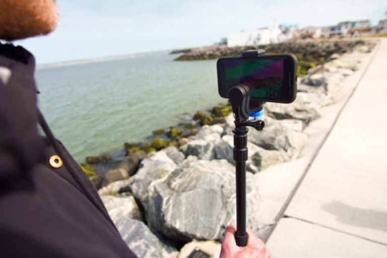 Mechanical Camera Gimbal GravGrip