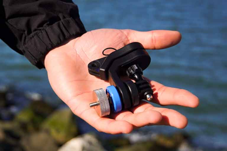 battery-free gimbal