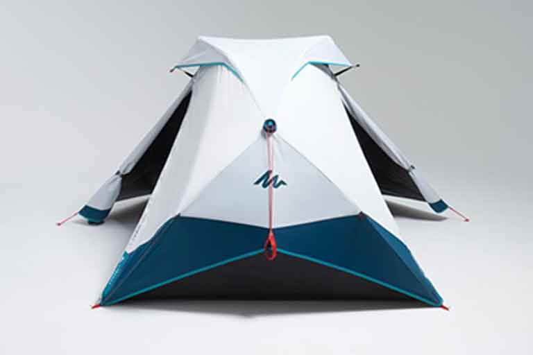 2 Seconds Tent