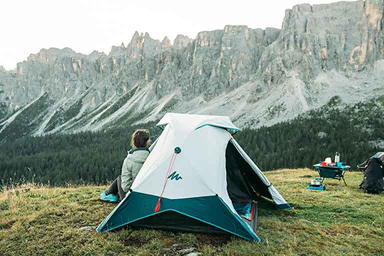 2 Seconds camping Tent