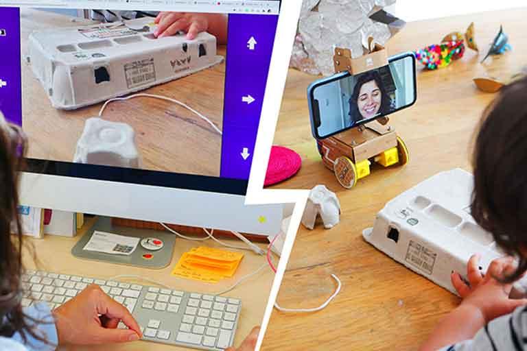 video-call-robot