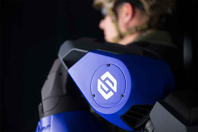 Full Body Exoskeleton