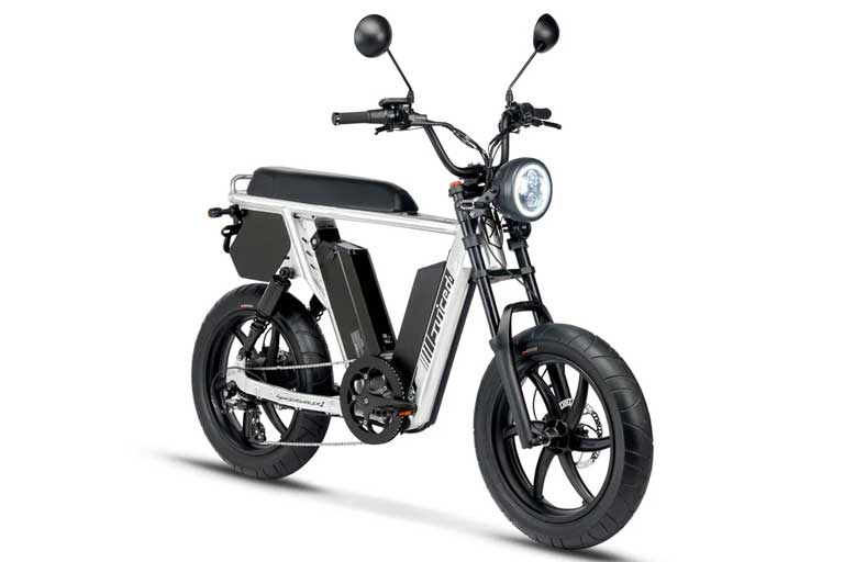 the HyperScrambler 2 twice the range of most long-range ebikes